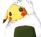 Pikachu Onigiri *_*