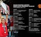 Man Utd Fixtures 2011/12