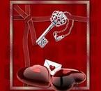 La clé de la réunion de nos coeurs et de nos Ames...