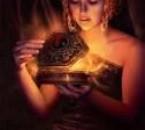 Le plus précieux des trésors, ton Amour inconditionnel....