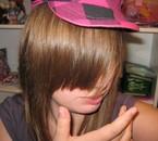mes cheveux :)