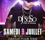 DJ SOSO @ L'EDEN (VALENCIENNES) SAMEDI 9 JUILLET !!