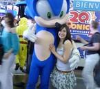 L'hérisson de ma vie, Sonic!