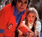 Michael dans Moonwalker<3<3<3 avec Katy.