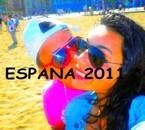 en Espagne j'adoor