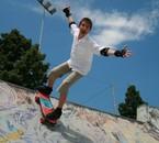 Le skateboard... Que de souvenirs !