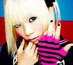 emo girl japonaise