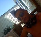 moi  au camping 2011