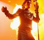 concert enflamée !!!