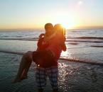 1an et 3mois avec ke du bonheur une semaine a la mers