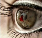 L'amour peut se voir dans les yeux ♥