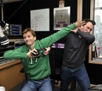 "David Tennant a ""Radio BreakFast"""