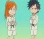 Tatsuki et Orihime!!