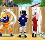 Naruto comme d'habitude...