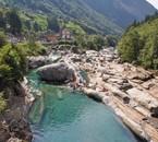 Lavertezzo/ Val Verzasca/ Tessin/ © 2011