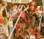 * Hakan arrive à Norrtalje 1976.