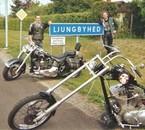 * à Ljungbyhed SUEDE en Mai 2004.
