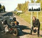 * En SUEDE à Norrtalje Juin 2004.