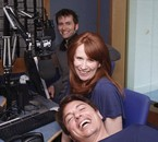 David Tennant, Catherine Tate & Jonh Barrowman