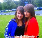 Camille & Sandy.♥