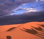 le désert Sabria