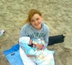 ma filleu et son bébé