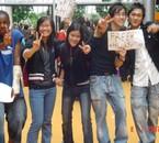 les free hugs au japan expo 2007 c'est trop bien