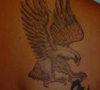 mon tatoo aigle