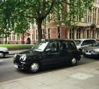 taxis de londre