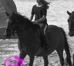 MOii SUR MON PONEY ! ! !  HEUTCH I LOVE YOU