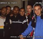 Rimk Koro & No Avec  Ikbal de TLF