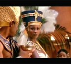 la somalienne Iman dans le clip de mickael jackson