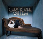 "Pochette du single ""Jacques à dit"" de Christophe Willem."