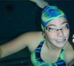 moi sous l'eau