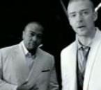Timbaland et Justin Timberlake.Gif