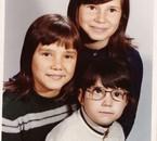 moi et mes soeurs petites