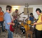 Osmose en studio