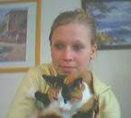 un de mes plus grand amour...mon chat..