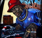 GRAND MASTER FLASH ... THE LEGEND !!!