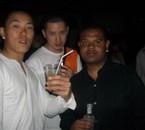 Khaman avec Binh et Andy