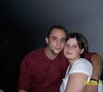 moi et mon z'homme!!!