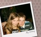 mon fratel et moi
