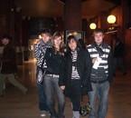 `fin d'aprem a lille avec Raphaël et Chris et ma billounett&