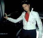 yo en el coche