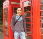 Durant mon année en Angleterre