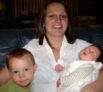 madam & ses 2 bébés