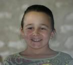 ma fille la elle sourit et c rare