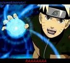 Naruto et son Rasengan