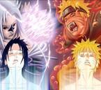 Naruro Sasuke et leurs pouvoirs