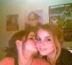 Ma Lillou et Moi.. Je t'aime plus que tout <3